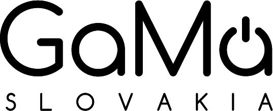 GaMa Slovakia - Logo
